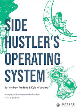 Side Hustler's Operating System Cover